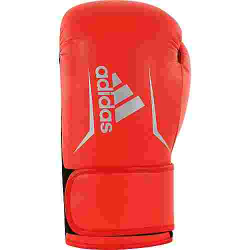 adidas Boxhandschuhe Damen red-black