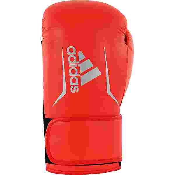 adidas Boxhandschuhe Damen red-black