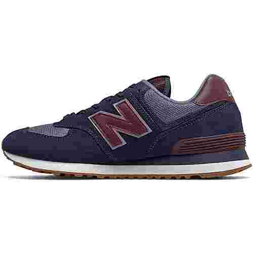 NEW BALANCE 574 Sneaker Herren navy