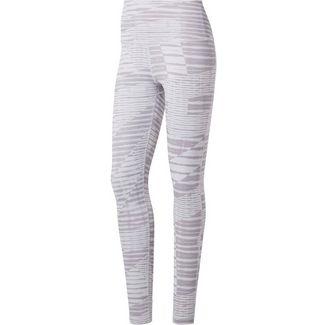 Reebok Yoga Tights Damen powder grey
