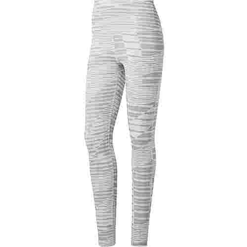 Reebok Yoga Tights Damen powder grey