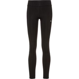 Calvin Klein Taping Tights Damen ck black