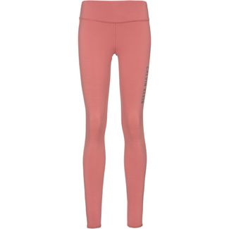 Calvin Klein Graphic Tights Damen dusty pink