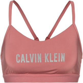 Calvin Klein Graphic Sport-BH Damen dusty pink