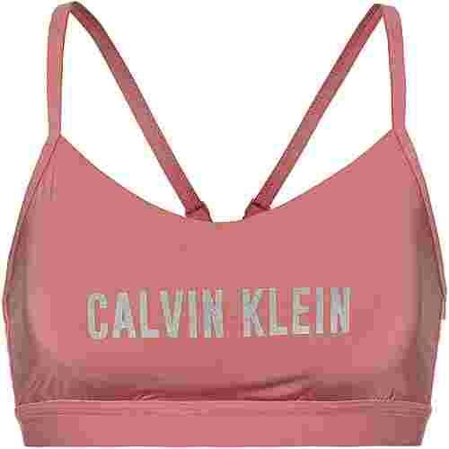 Calvin Klein Graphic Sport-BH Damen dusty pink
