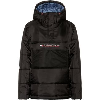 Tommy Sport Steppjacke Damen pvh black