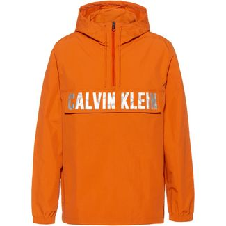 Calvin Klein Trainingsjacke Herren burnt orange