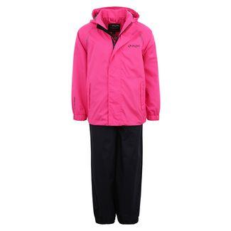 ZigZag Regenanzug pink
