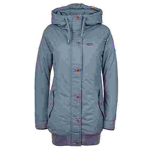ALIFE AND KICKIN ABBY Winterjacke Damen nightblue