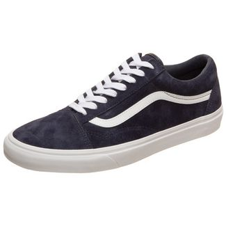 Vans Old Skool Sneaker Herren dunkelblau / weiß