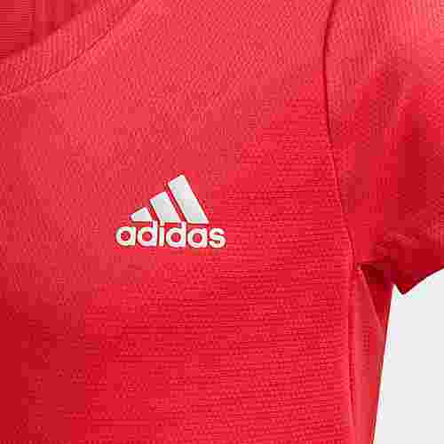 adidas AEROREADY T-Shirt T-Shirt Kinder Core Pink / White