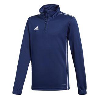 adidas Core 18 Trainingstop Sweatshirt Kinder Dark Blue / White