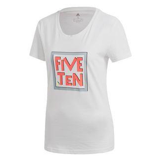 Five Ten T-Shirt Damen Weiß