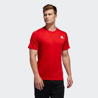 adidas T-Shirt Herren Rot