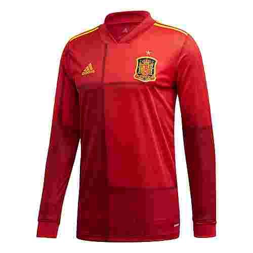 adidas Spanien Heimtrikot Fußballtrikot Herren Rot