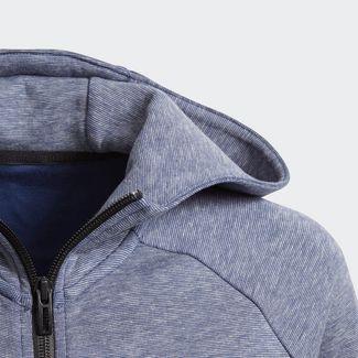 adidas Sweatshirt Kinder Tech Indigo Mel