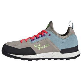 Five Ten Five Tennie Schuh Trailrunning Schuhe Damen Multi / Ash Grey / Active Purple