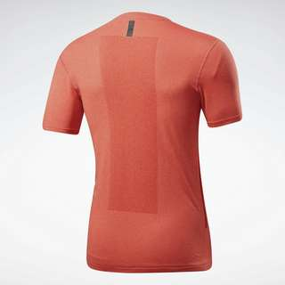 Reebok United by Fitness MyoKnit T-Shirt Funktionsshirt Herren Vivid Orange / Legacy Red