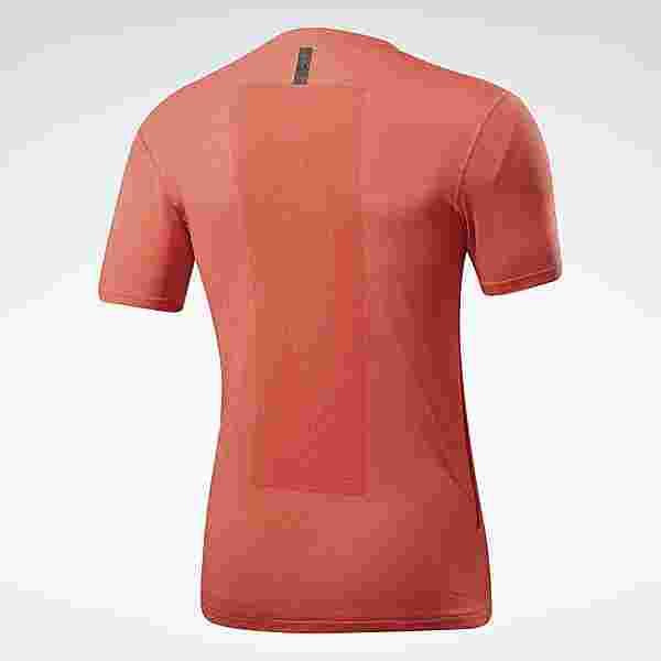 Reebok United by Fitness MyoKnit T-Shirt Funktionsshirt Herren Vivid Orange / Legacy Red