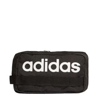 adidas Linear Core Crossbody Tasche Sporttasche Herren Black / Black / White