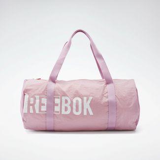 Reebok Foundation Cylinder Bag Sporttasche Herren Rosa
