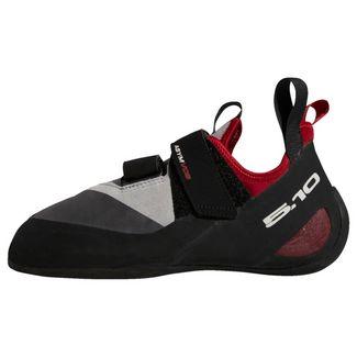 Five Ten Five Ten Asymmetrical Kletterschuh Kletterschuhe Damen Active Pink / Core Black / Mgh Solid Grey