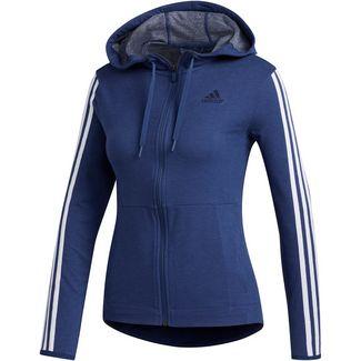 adidas Trainingsjacke Damen tech indigo
