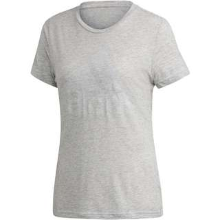 adidas Winners T-Shirt Damen white melange