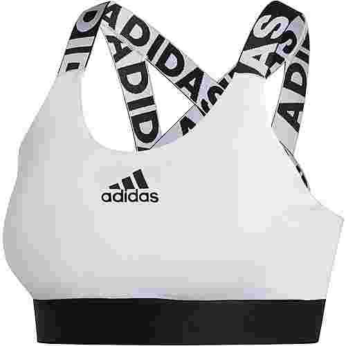 adidas Don't rest Sport-BH Damen white