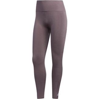 adidas Primeknit Flow Tights Damen legacy purple