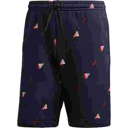 adidas GFX Shorts Herren legend ink