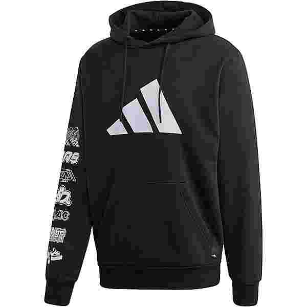 adidas The Pack Hoodie Herren black