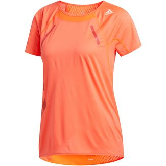 adidas Heat.Ready Funktionsshirt Damen solar red