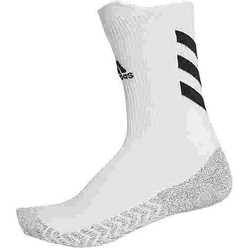 adidas Ask Laufsocken white