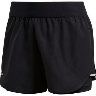 adidas Club Tennisshorts Damen black