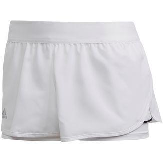 adidas Club Tennisshorts Damen white