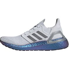 Adidas Alphaedge 4D Laufschuhe Herren ftwr white grey three
