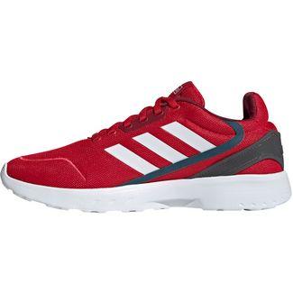 adidas NEBZED Sneaker Herren scarlet-ftwr white-collegiate burgundy