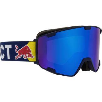 Red Bull Spect Park Skibrille dark blue-blue snow