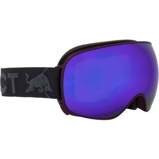 Red Bull Spect Magnetron Skibrille burgundy-purple snow