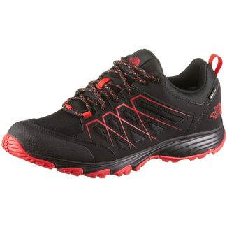 The North Face VENTURE FASTHIKE GTX M Multifunktionsschuhe Herren tnf black-fiery red