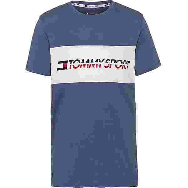 Tommy Hilfiger T-Shirt Herren bijou blue