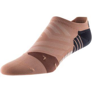 ON Low Sock Laufsocken Damen rosebrown-grey