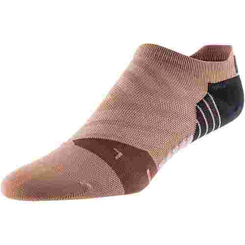 ON Low Sock Laufsocken Damen rosebrown-grey