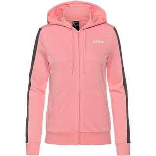 adidas Sweatjacke Damen glory pink-grey three