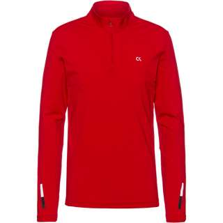 Calvin Klein Langarmshirt Herren flashing red