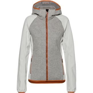 ICEPEAK Dahloneka Softshelljacke Damen natural white