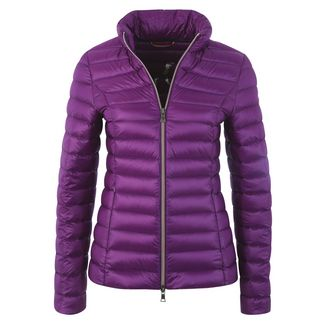 No.1 Como COMO Daunenjacke Damen purple