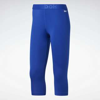 Reebok Capri Tight Tights Damen Blau
