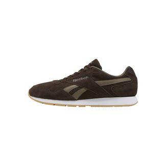 Reebok Sneaker Herren Dark Brown / Trek Grey / Reebok Rubber Gum-01